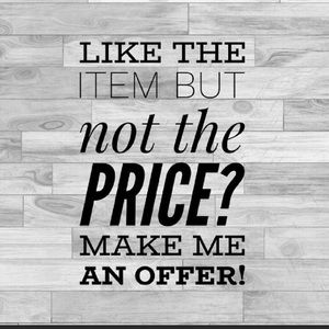 Other - Make an Offer Today!